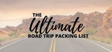 Link Tile: The Ultimate Road Trip Packing List