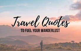 Link Tile: 100+ Travel Quotes to Fuel Your Wanderlust