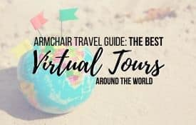 Link Tile: Armchair Travel Guide to the Best Virtual Tours Around the World