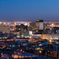 Things to do in El Paso Texas coverimage of the skyline of El Paso at dusk