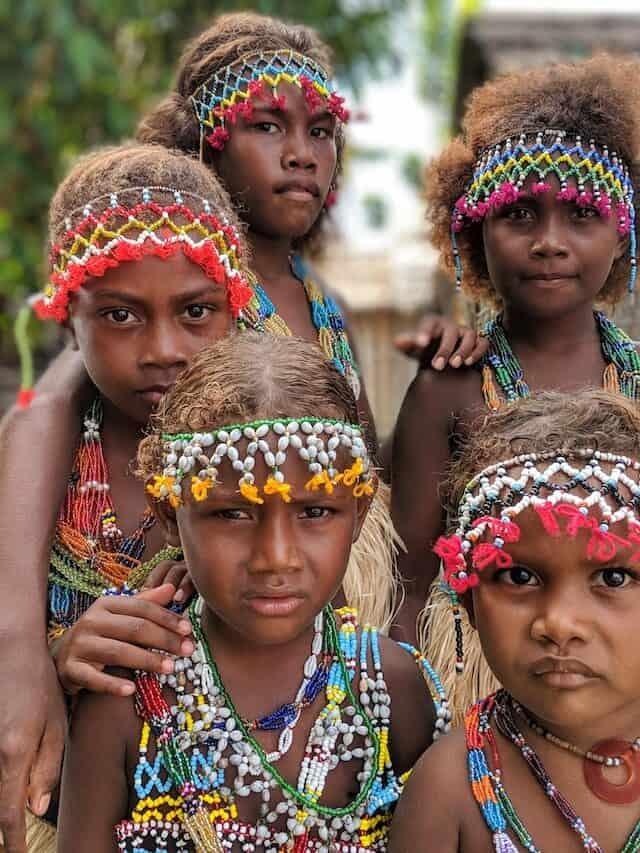Solomon Islands Girls