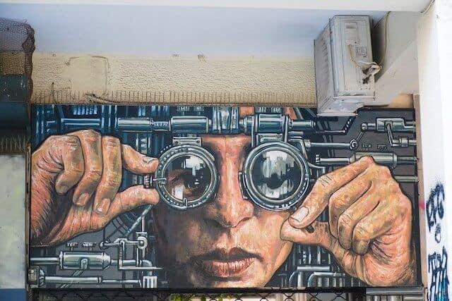 Street Art in Athens