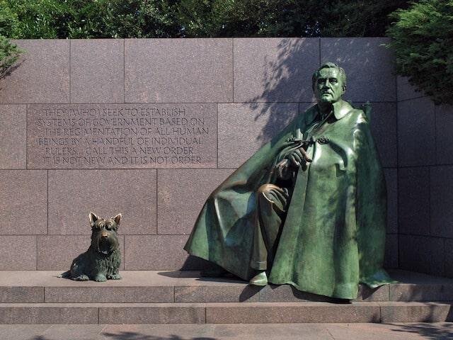 Franklin Delano Roosevelt Memorial (FDR Memorial)