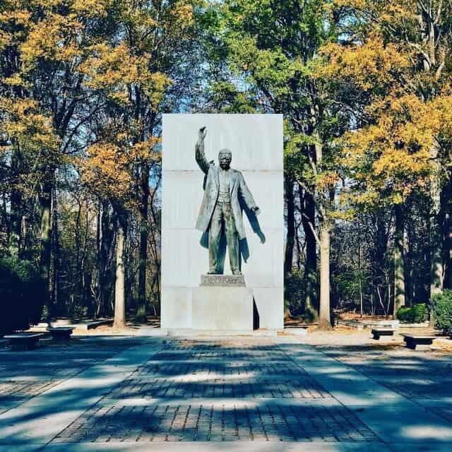 Theodore Roosevelt Island, Washington DC